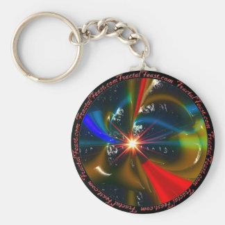 Wonderous Illusion Keychain