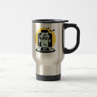 Wondrous Monster Stainless Steel Travel Mug