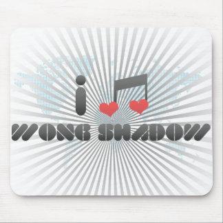 Wong Shadow Mouse Pad