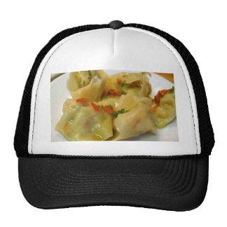 Wontons Foos Dinner Cooking Hat