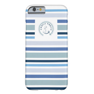 WONZ Limited world nautic by shirt to design Barely There iPhone 6 Case