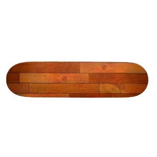 Wood 21.6 Cm Skateboard Deck