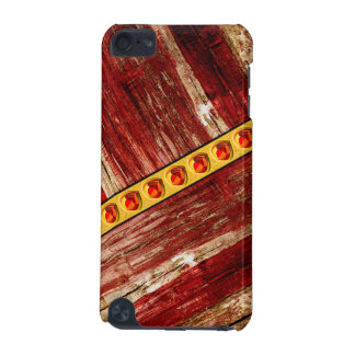 Wood and jewels iPod touch 5G cover