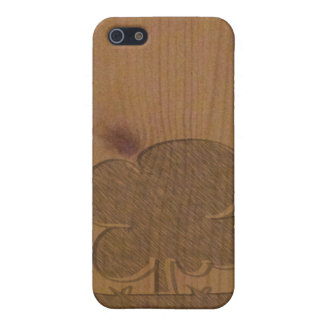 Wood and Tree Mobile Cover iPhone 5 Covers