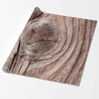 Wood Background Wrapping Paper