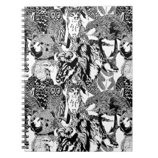 Wood Badge Critter Notebook