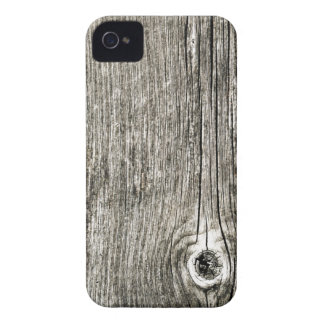 Wood blackberry case