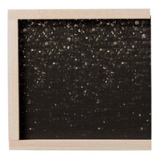Wood Boxes Crystal Bling Strass