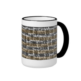 Wood Boxes Ringer Mug