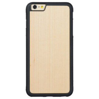 Wood Bumper iPhone 6/6s Plus Case