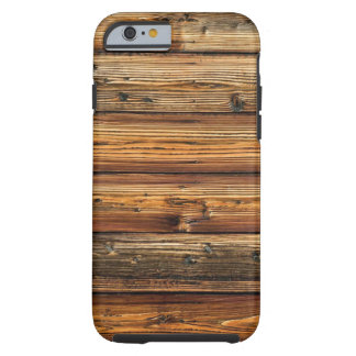Wood Cabin iPhone 6/6S Tough Case