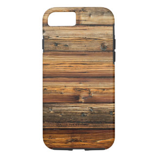 Wood Cabin iPhone 7 Tough Case