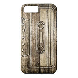 Wood Carving (Cassette) iPhone 8 Plus/7 Plus Case