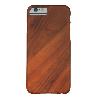 Wood Cherry iPhone 6/6S Barely There Case