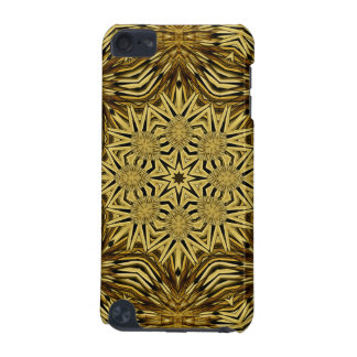 Wood Craft Mandala iPod Touch (5th Generation) Cases