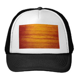 Wood Design Trucker Hat