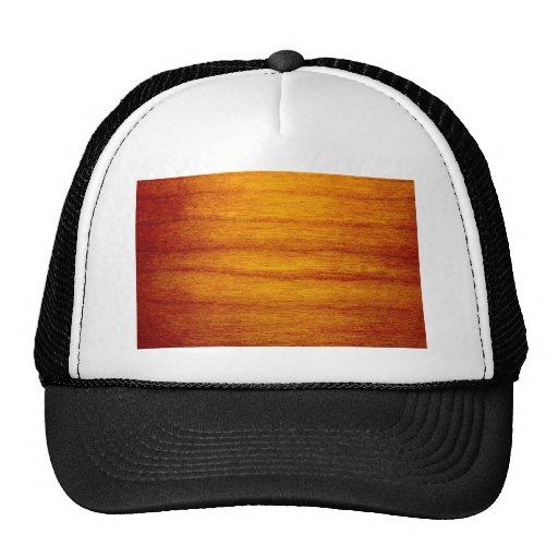 Wood Design Trucker Hat
