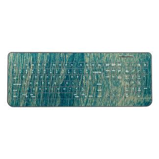 Wood Design Keyboard