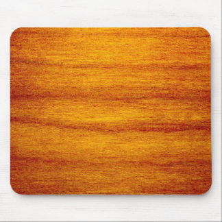 Wood Design Mouse Pad