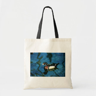 Wood Duck Canvas Bags