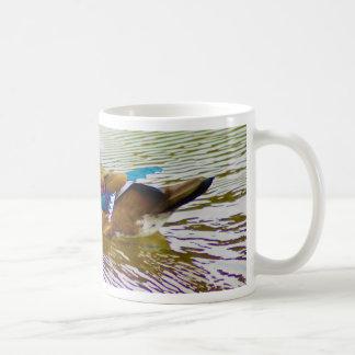 Wood Duck Hen Coffee Mug