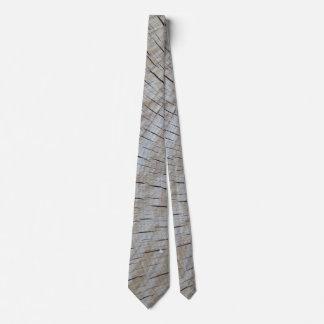 Wood End Grain Tie