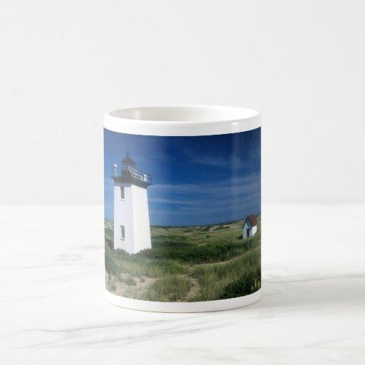 Wood End Lighthouse Mug