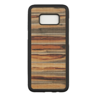 Wood Fence Texture Cool Unique Carved Samsung Galaxy S8 Case