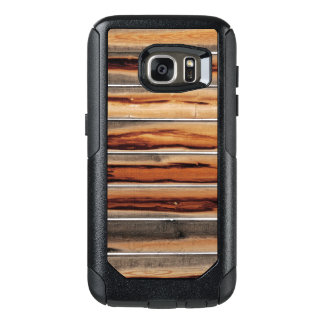 Wood Fence Texture Cool Unique OtterBox Samsung Galaxy S7 Case
