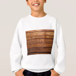 wood floor sweatshirt