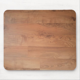 Wood flooring pattern mousepad