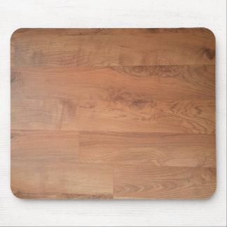 Wood flooring pattern mousepad