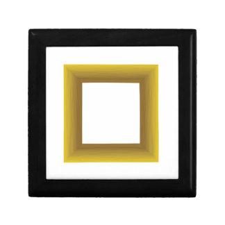 wood frame gift box
