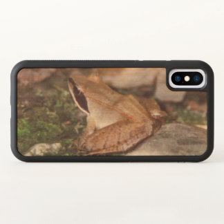Wood Frog iPhone X Case
