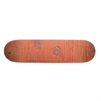 Wood Grain 2 MF 18.1 Cm Old School Skateboard Deck