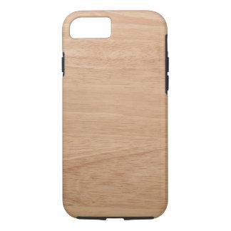Wood grain background iPhone 7 case