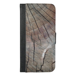 Wood Grain Design iPhone 6/6s Plus Case