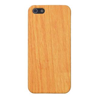Wood Grain iPhone 5/5S Case