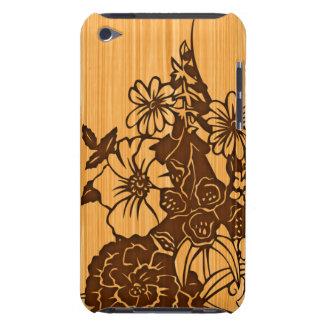 Wood Grain iPod Touch Case-Mate Case