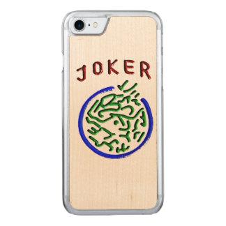Wood Grain Joker Phone Case