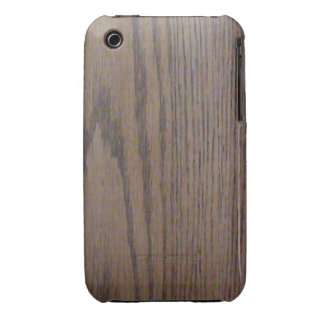 Wood grain look iPhone3G iPhone 3 Case-Mate Cases