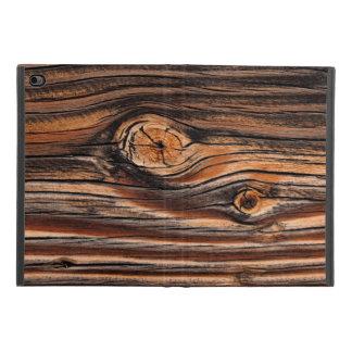 Wood Grain Pattern iPad Mini 4 Case