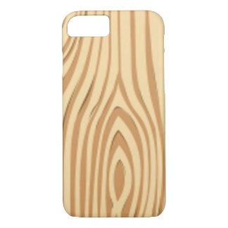 WOOD GRAIN PATTERN iPhone 7 CASE