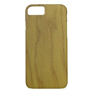 Wood Grain Pattern iPhone 8/7 Case