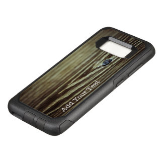 Wood Grain Texture by Shirley Taylor OtterBox Commuter Samsung Galaxy S8 Case