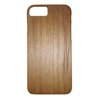 wood grain texture iPhone 7 case