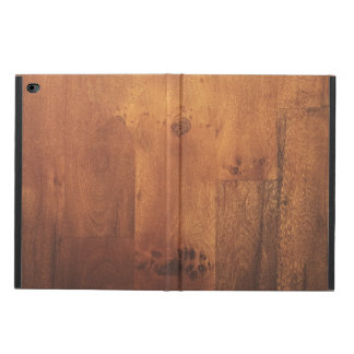 Wood Grain Woodgrain Wood Look - Stylish Manly Powis iPad Air 2 Case