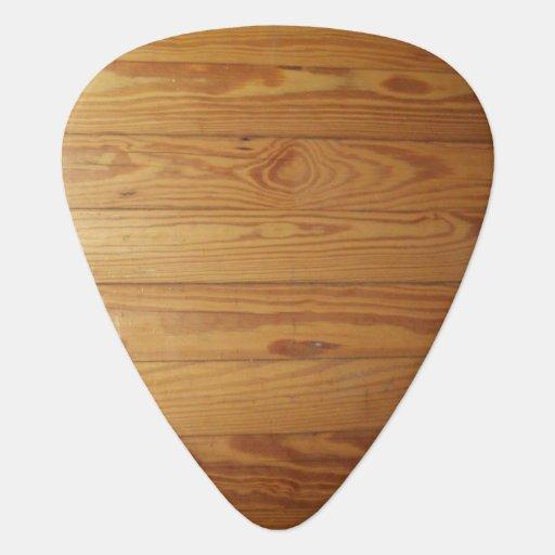 Wood Guitar Pick Guitar Pick
