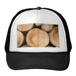 Wood Hats