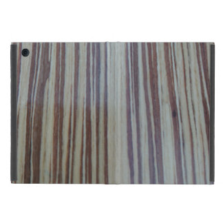 Wood iPad Mini Case with No Kickstand